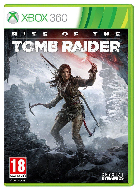 Microsoft Rise of the Tomb Raider - Xbox - 360 Game.