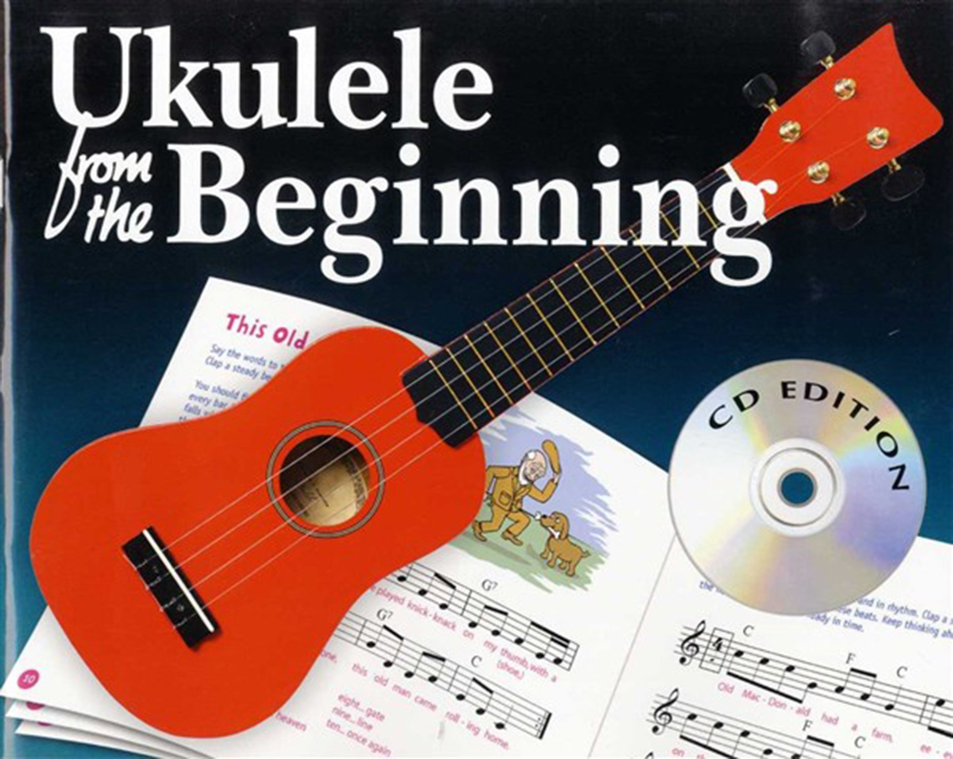 Image of Chester Music Ukulele Book from the Beginning
