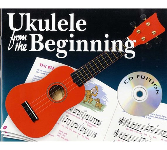 buy chester music ukulele from the beginning at your online shop for string books. Black Bedroom Furniture Sets. Home Design Ideas