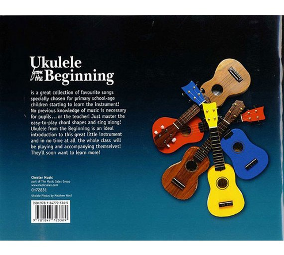 buy chester music ukulele from the beginning at your online sho. Black Bedroom Furniture Sets. Home Design Ideas
