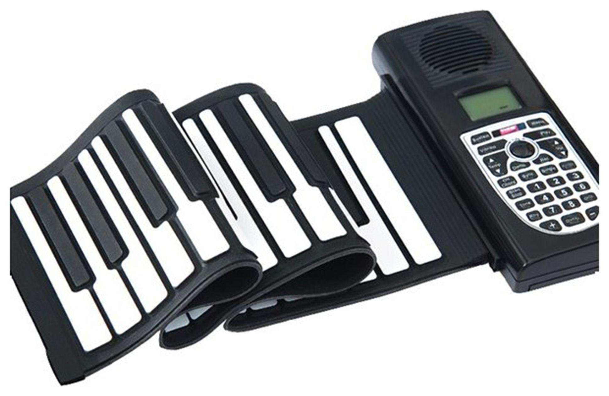 Pure Tone Roll up Piano