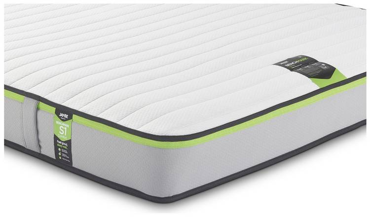 Jay-Be Benchmark S1 Comfort Eco Friendly Double Mattress