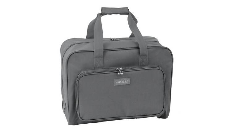 Sewing Machine Carry Holdall - Grey