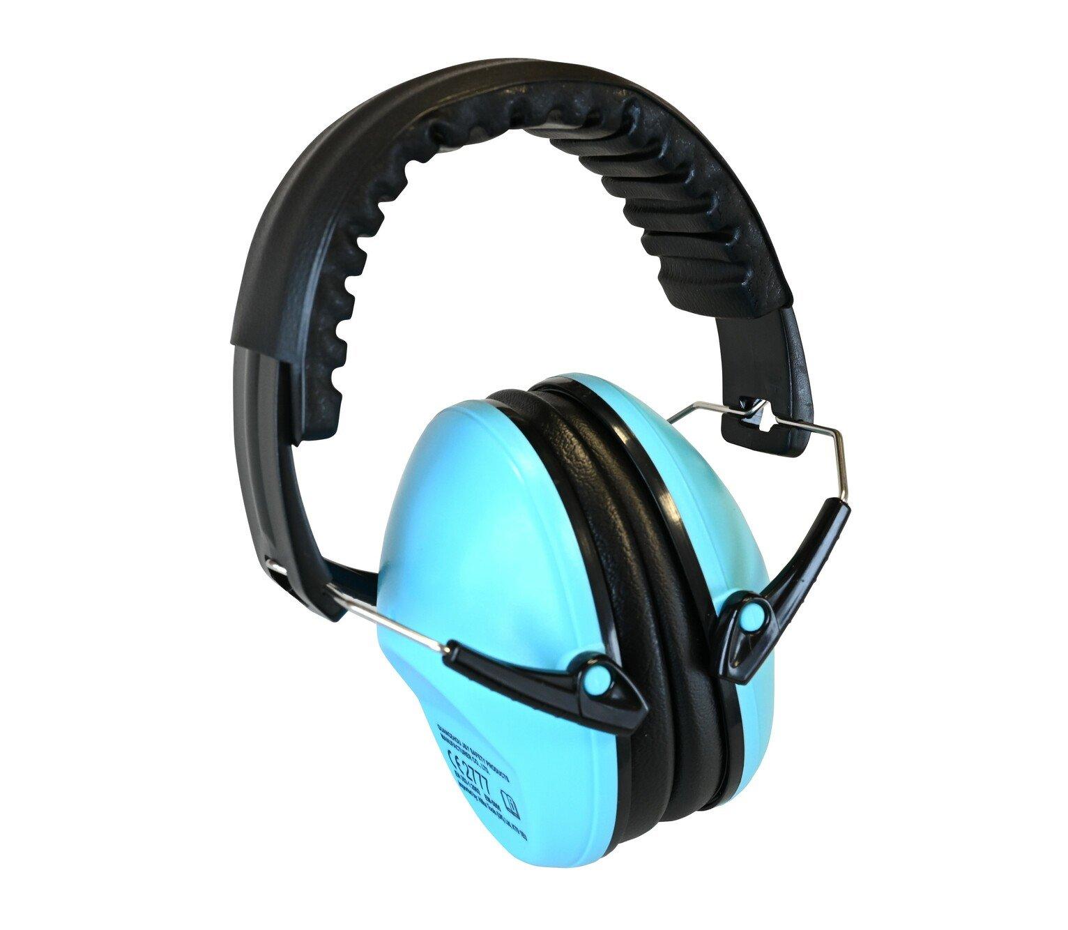 Image of Hilka Childrens Ear Defenders - Blue