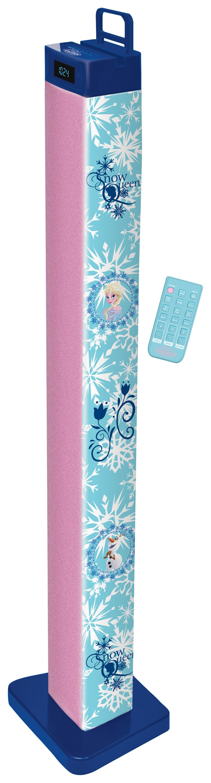 Lexibook Disney Frozen - Bluetooth 50W Speaker Tower