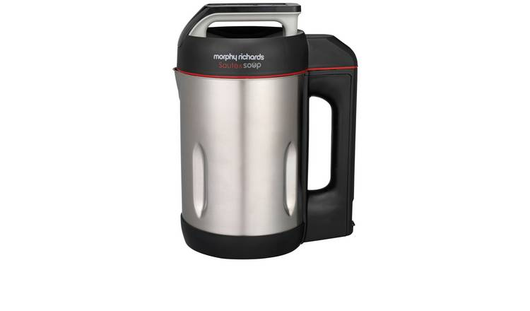 Buy Morphy Richards Sauté and Soup Maker - Stainless Steel | Soup makers |  Argos
