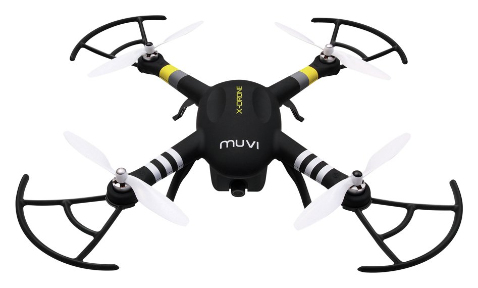 Veho Muvi X Drone - Ready to Fly Remote Controlled Drone