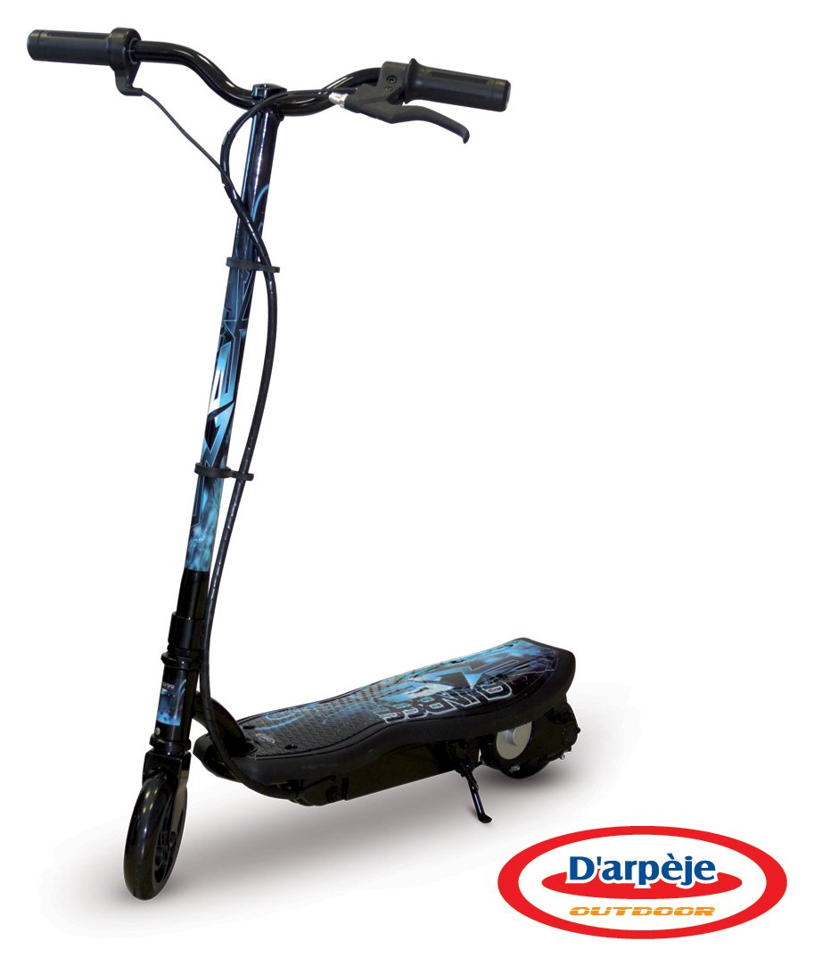 D'Arpeje Funbee Electric Scooter.