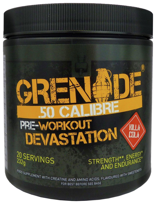 Image of Grenade - 50 Calibre 232g Sports Drink - Killa Cola