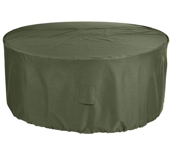 Gardman Garden Furniture Covers Buy gardman 4 seater round patio set cover green garden gardman 4 seater round patio set cover green workwithnaturefo