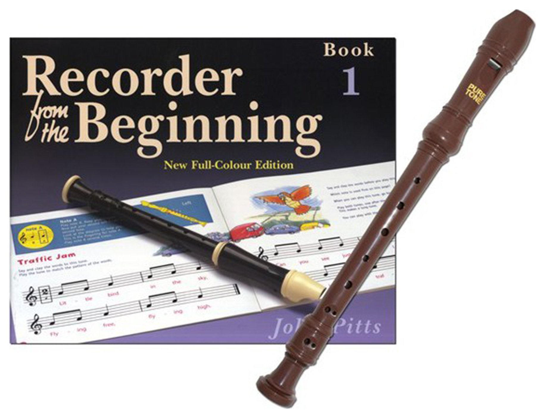 Image of Recorder From The Beginning Pack.