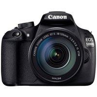 Canon - Digital SLR Camera - EOS 1200D - 18-135mm STM Lens.
