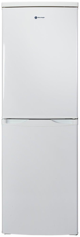 Image of White Knight FF225H Fridge Freezer - White.