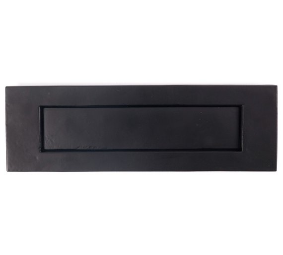 Buy Black Iron Letter Plate at Argos Your line Shop for