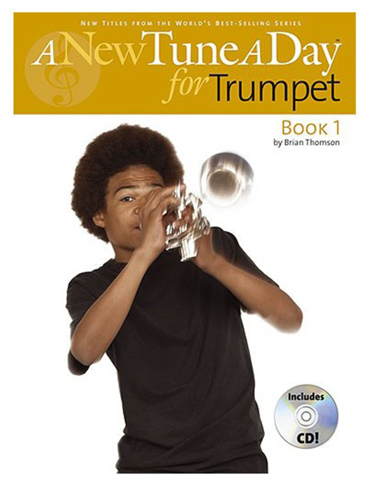 Image of Boston Music - A New Tune a Day for Trumpet - Book One