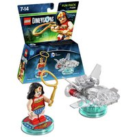 LEGO Dimensions: Wonder Woman Fun Pack.