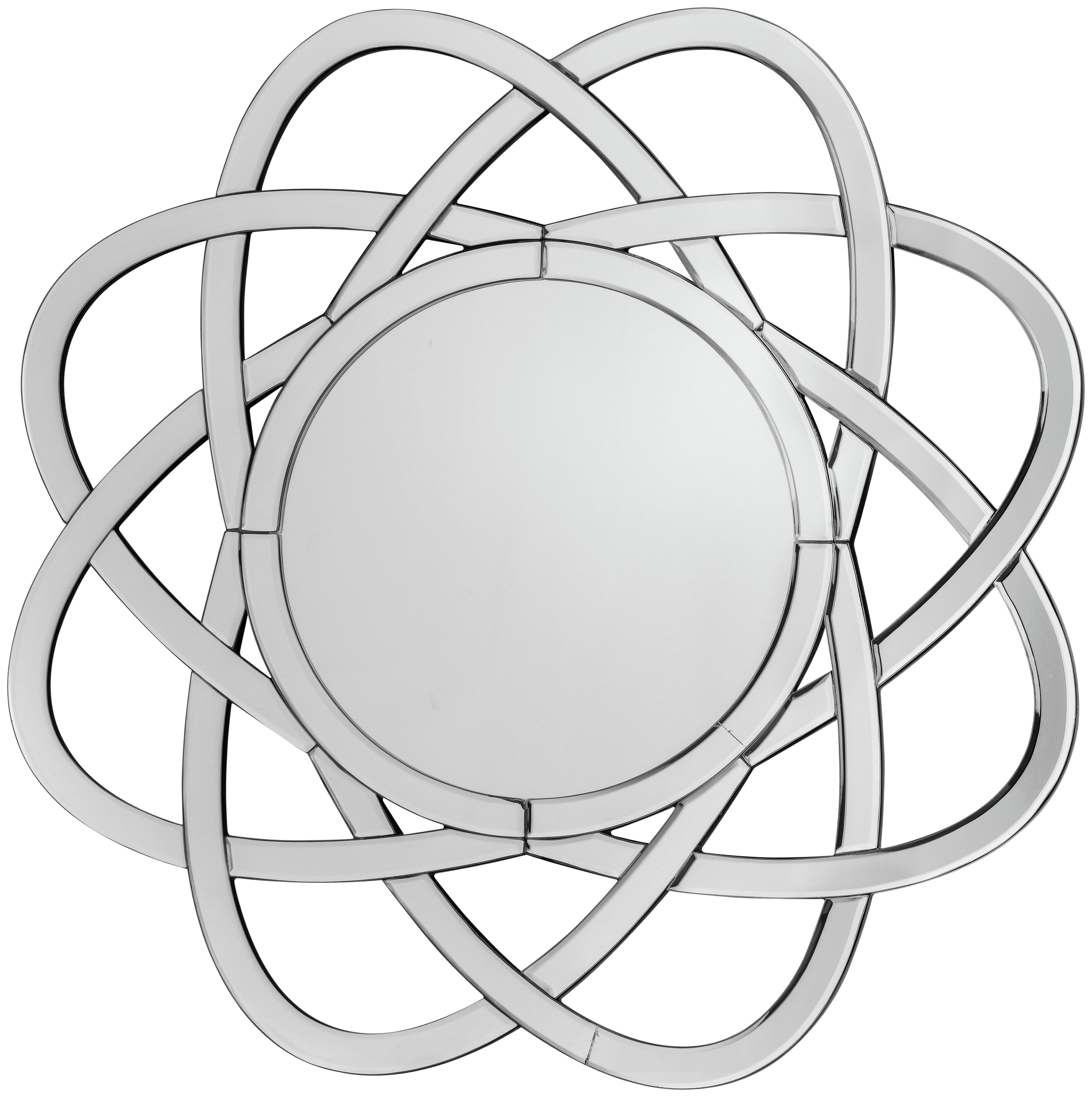 Premier Housewares Globe Shaped Wall Mirror