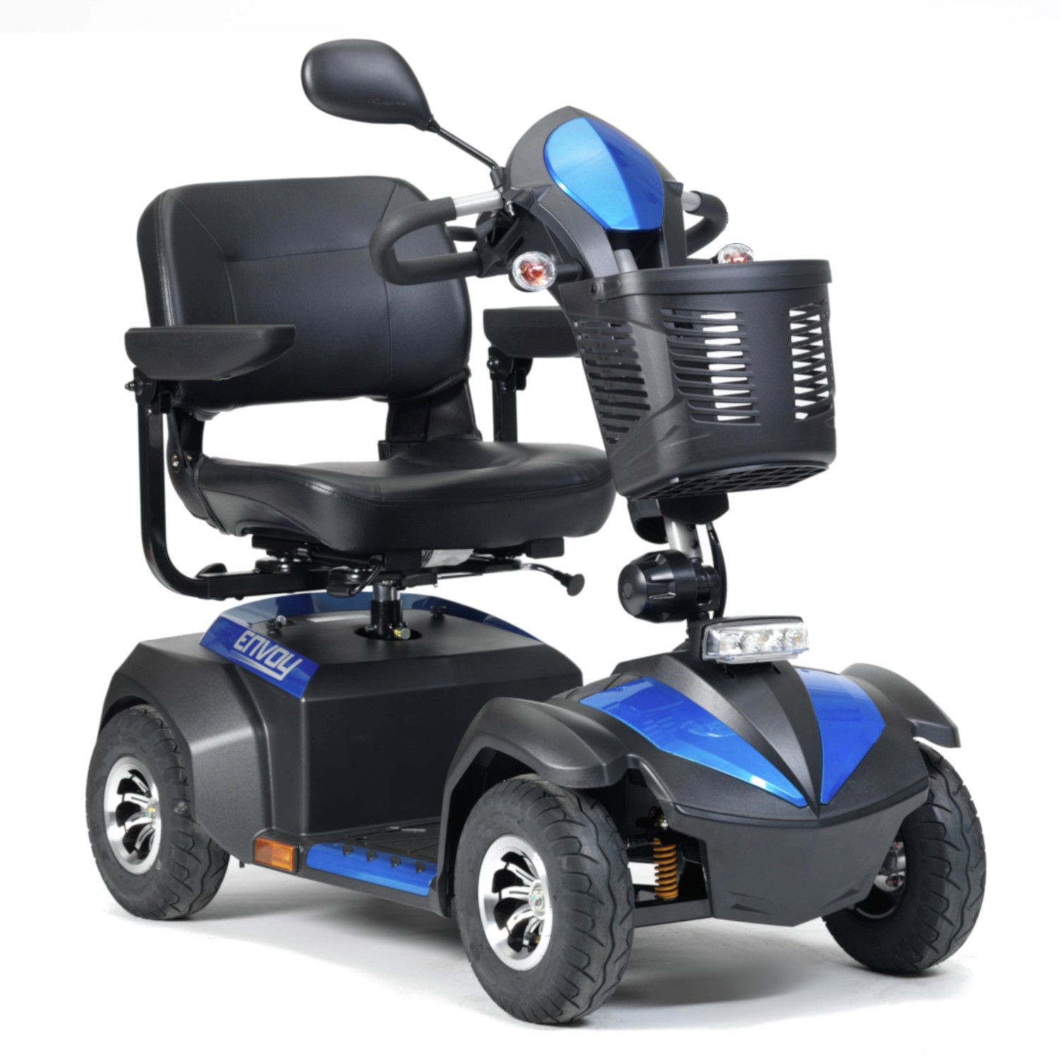 Envoy Mobility Scooter Class 3 6mph - Blue