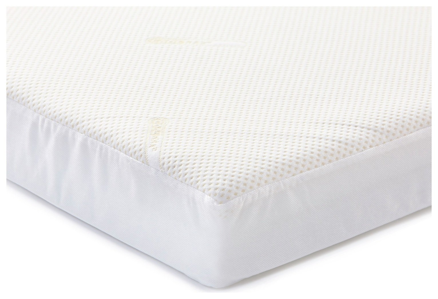Buy Baby Elegance Coolmax Fibre Cot Bed Mattress at Argos.co.uk ...