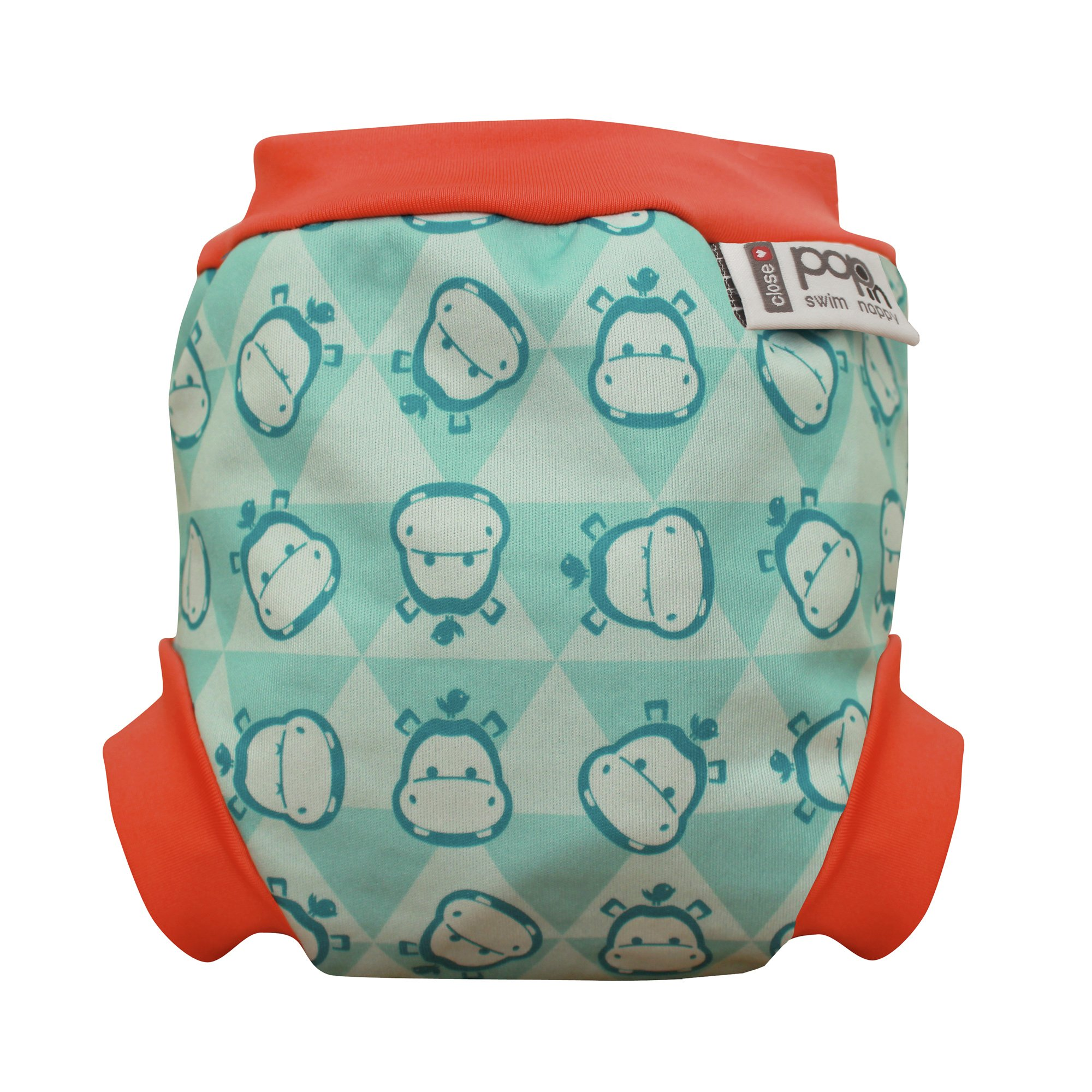 Image of Pop In - Hippo Swim Nappy - Extra Large