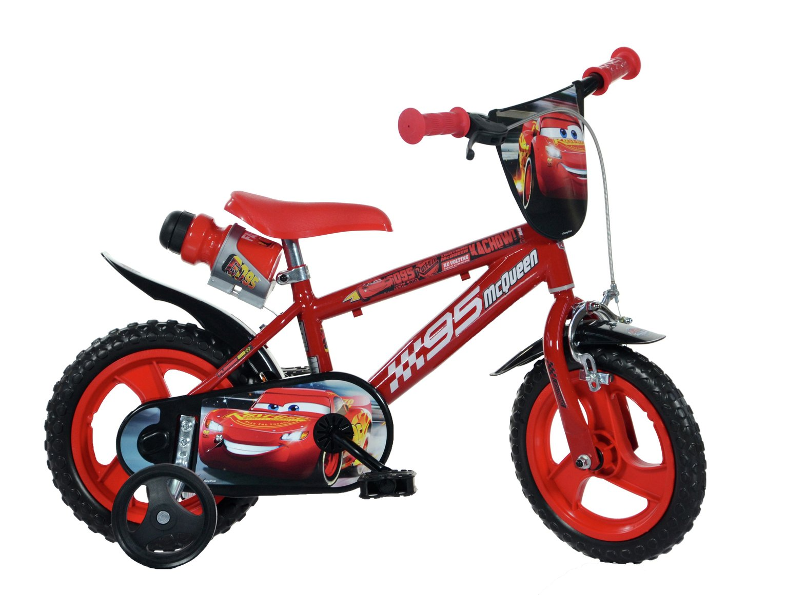 Image of Cars 3 12 Inch Kids Bike