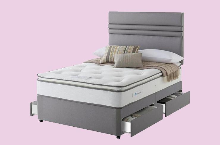 4 drawer divan beds.