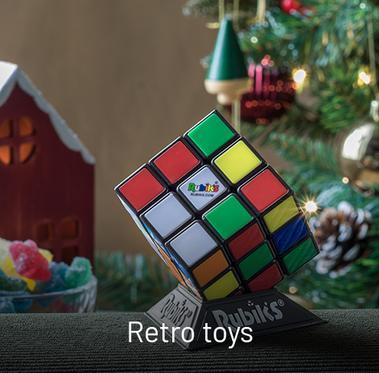 Retro toys.