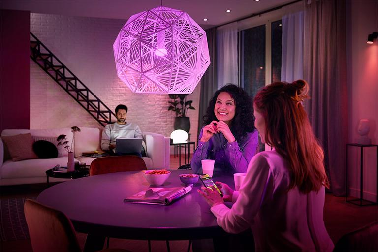 Smart Lighting with Philips Hue