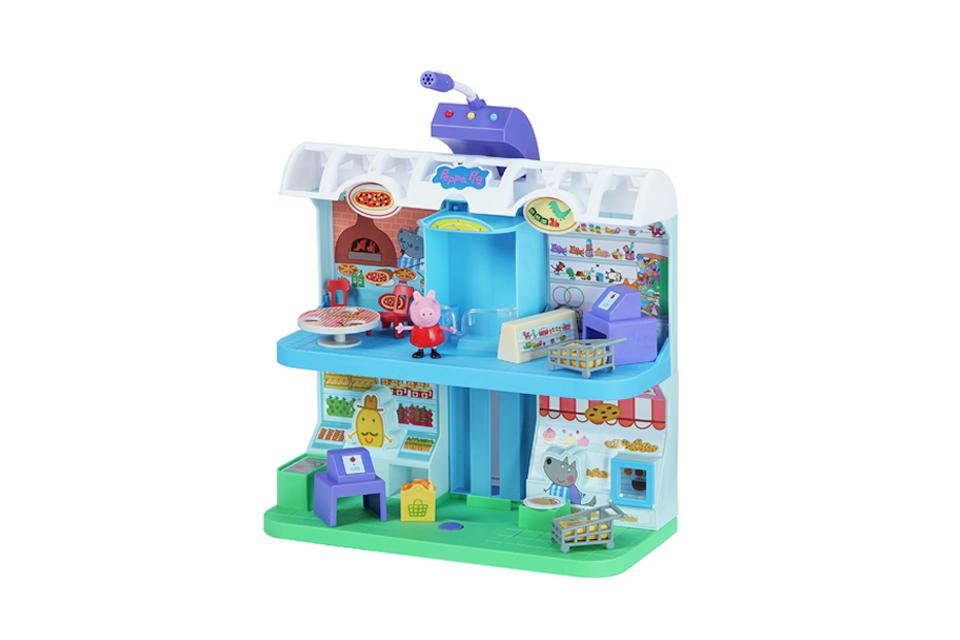 Peppa Pig Shopping Centre Playset.