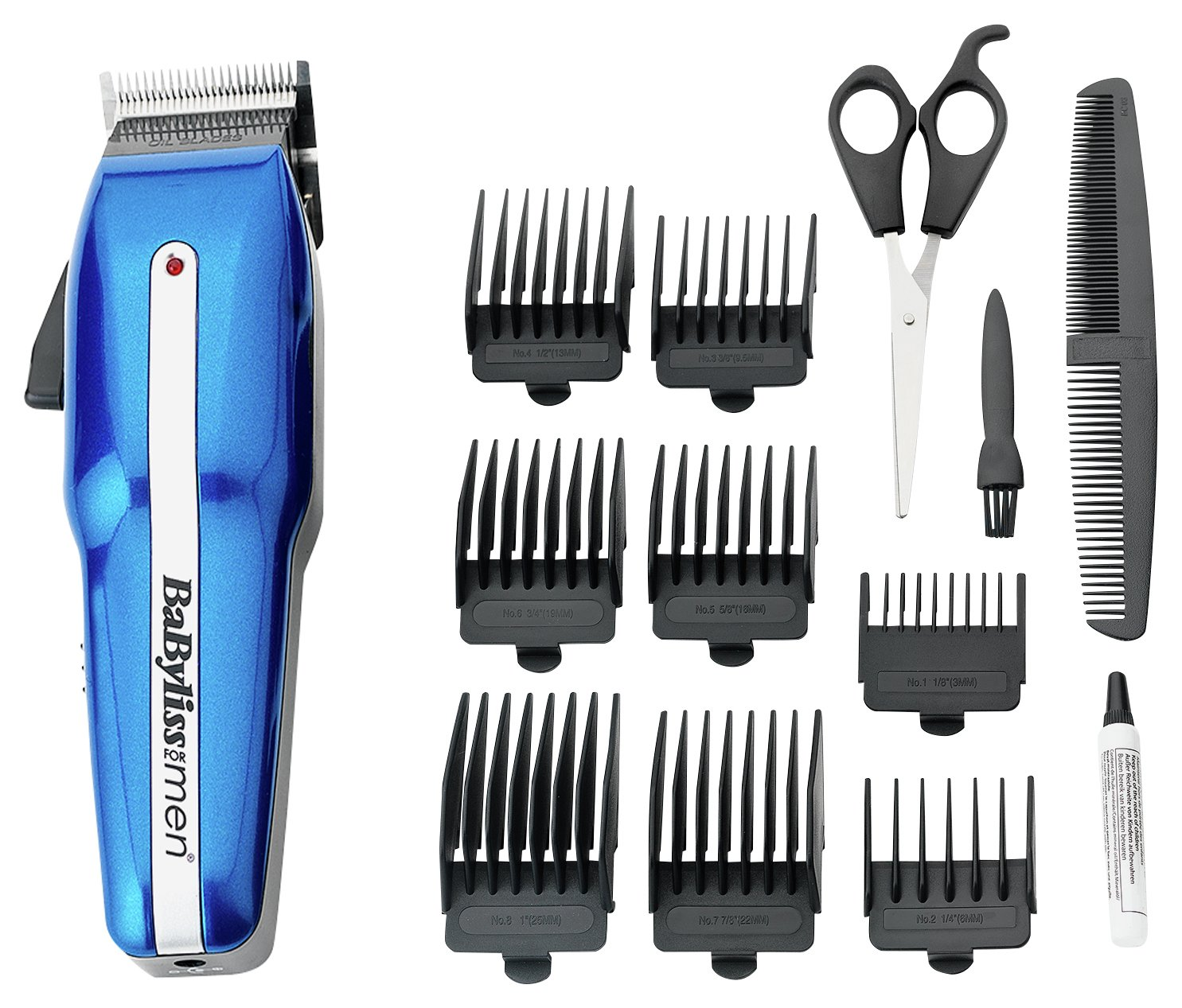 BaByliss for Men PowerLight Pro Hair Clipper Set 7498CU