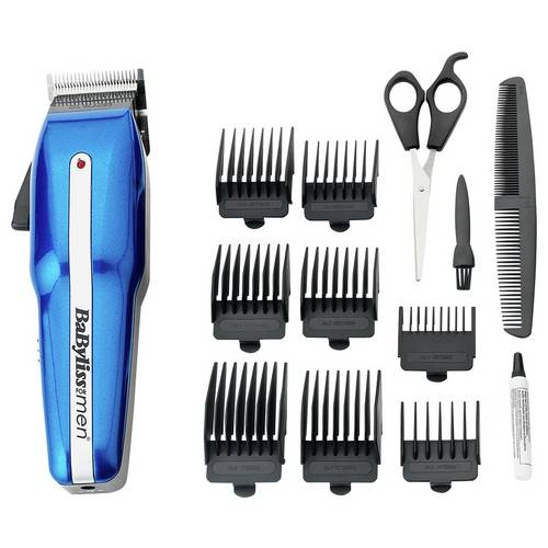 Ba Byliss For Men Power Light Pro Hair Clipper Set 7498 Cu443/8757 by Argos