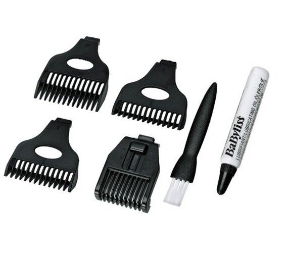 beard grooming kit argos buy babyliss for men 7056du titanium grooming kit at argos buy. Black Bedroom Furniture Sets. Home Design Ideas