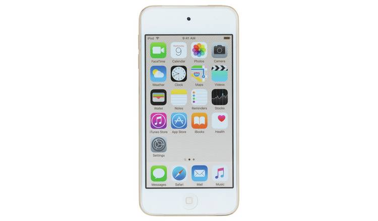new product 08a8e 098e7 Buy Apple iPod Touch 6th Generation 32GB - Gold | Limited stock Technology  | Argos