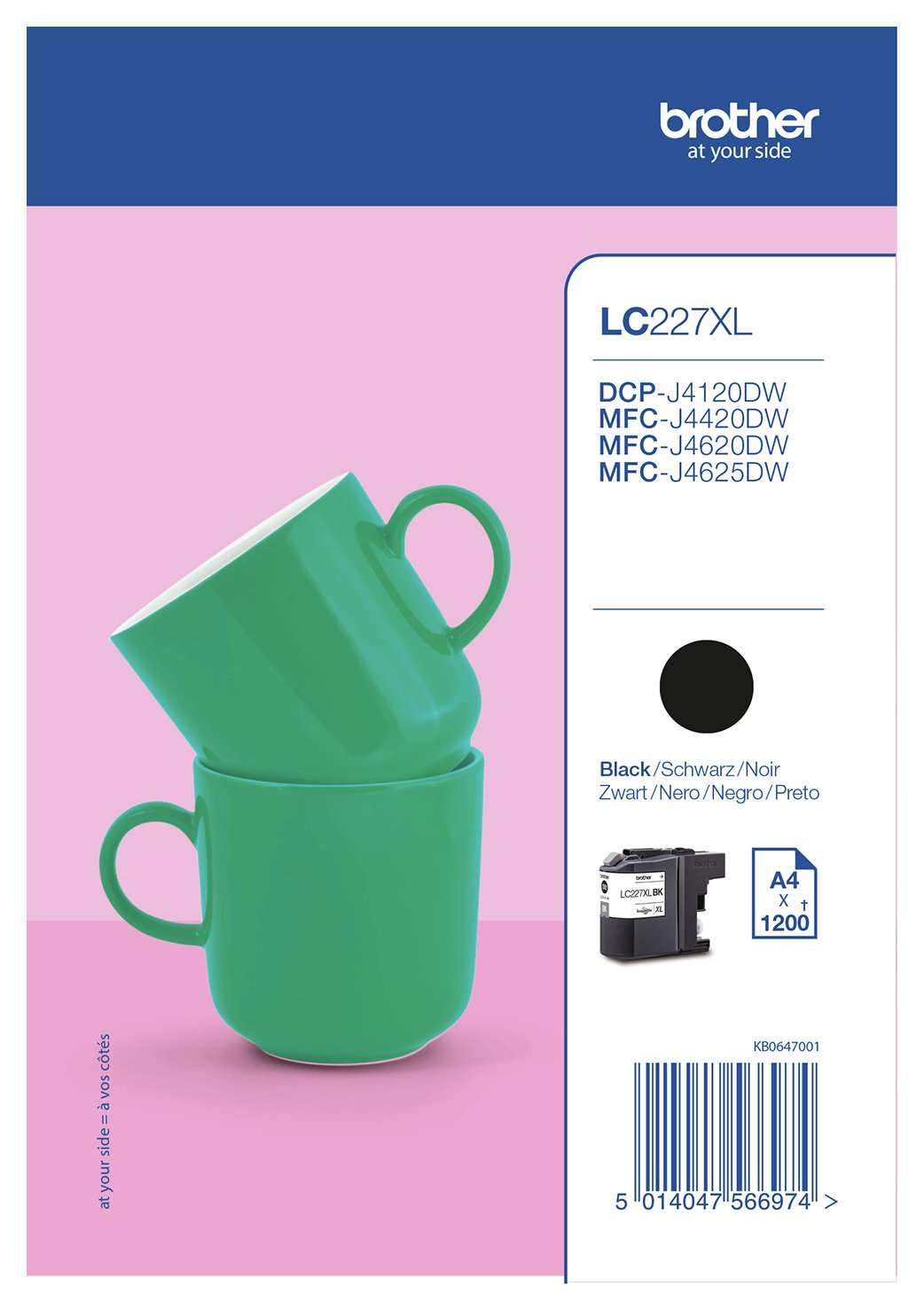 Brother LC227 XL Multipack Ink Cartridge