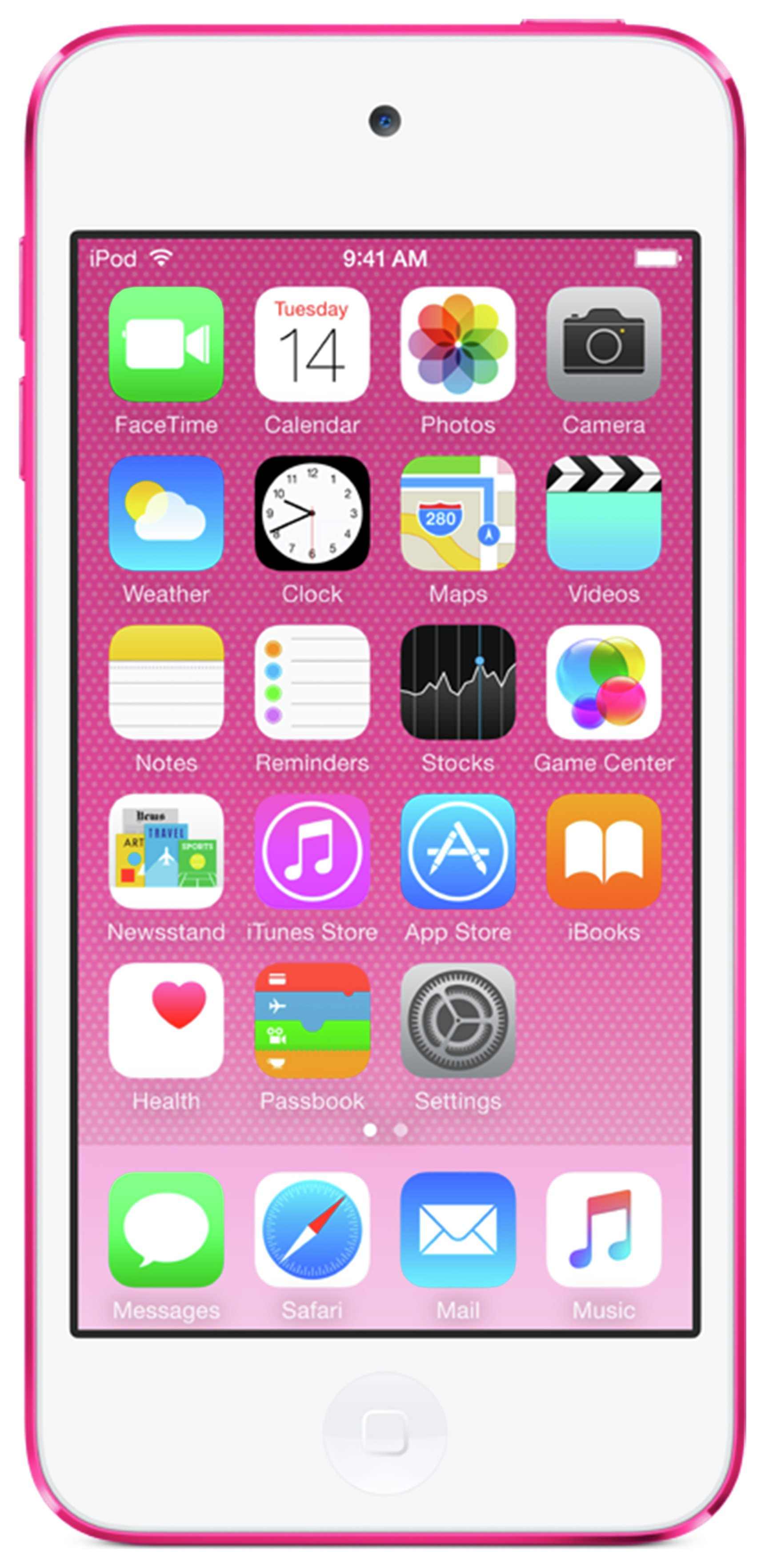 Apple Apple iPod Touch 6th Generation 16GB - Pink.