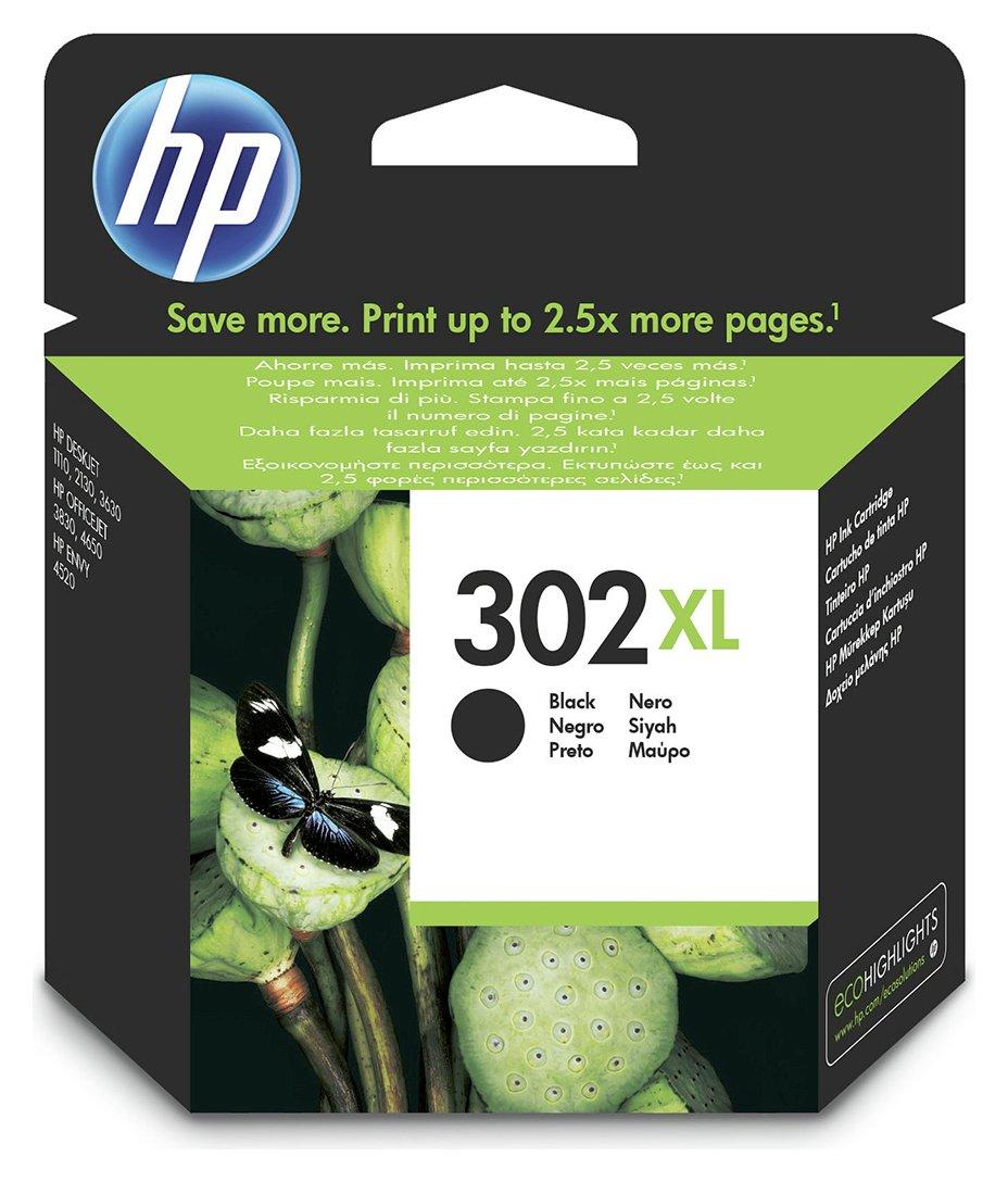 HP 302 XL High Yield Original Ink Cartridge review