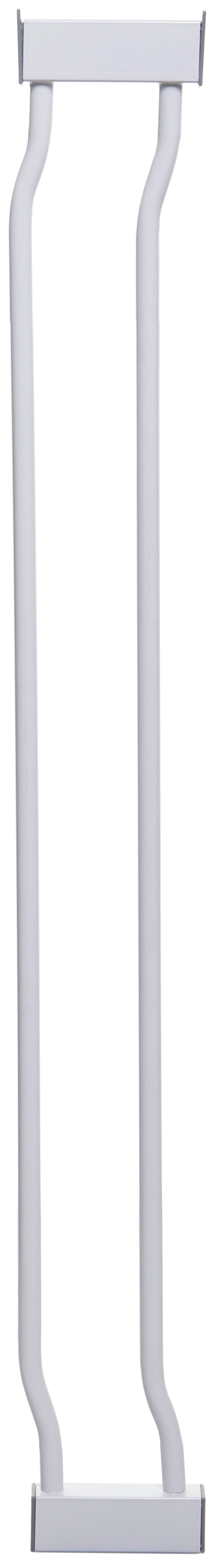 Image of Dreambaby Extra Tall 9cm Wide Gate Extension - White.