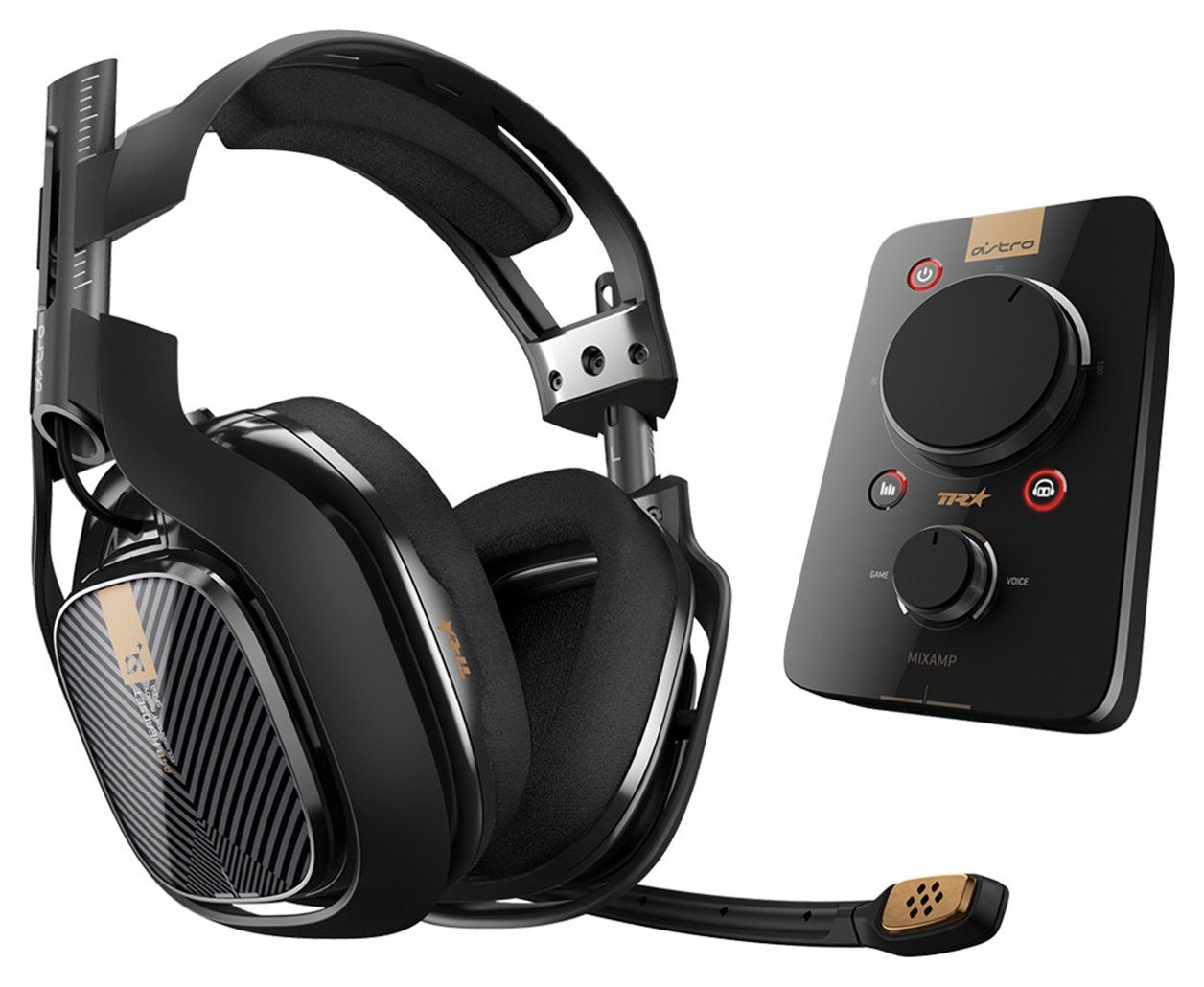 Astro A40 TR Wired Gaming Audio System for PS4 review