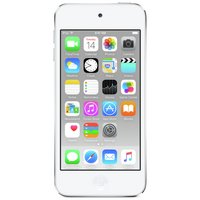 Apple - iPod Touch 6th Generation 32GB - Silver