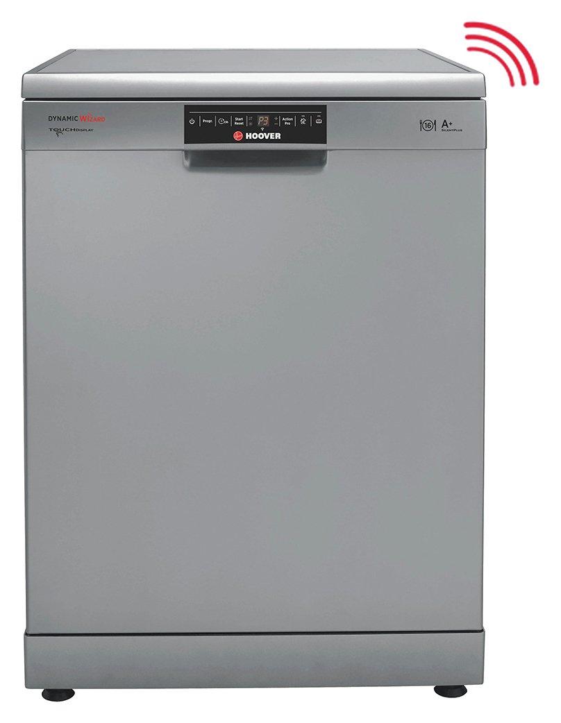 Image of Hoover - Wizard DYM762TX Wi-Fi Dishwasher
