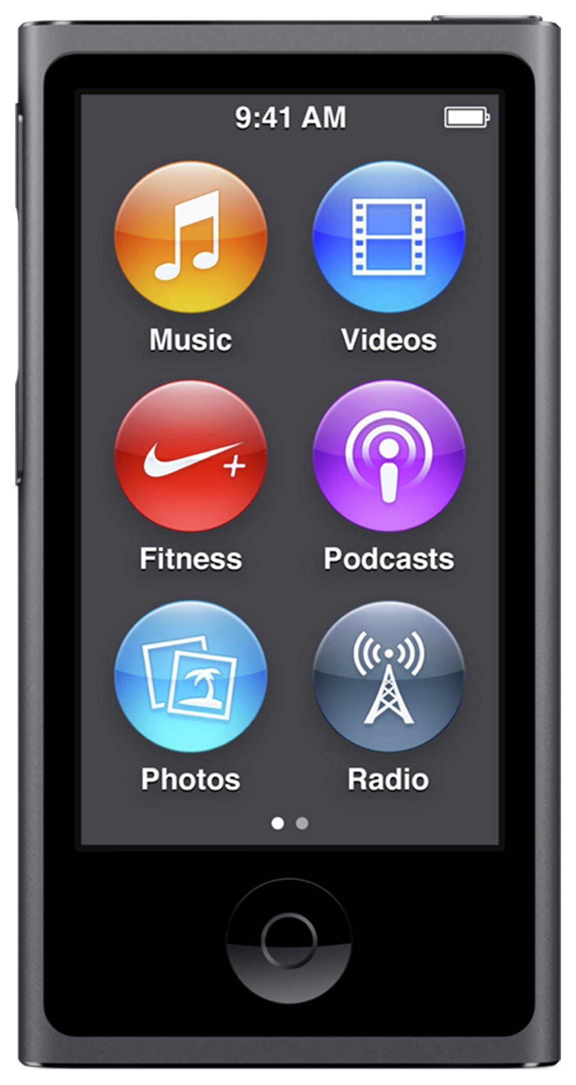 Apple Apple - iPod Nano 7th Generation 16GB - Space Grey