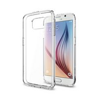 Spigen - Ultra Hybrid F Galaxy S6 - Crystal