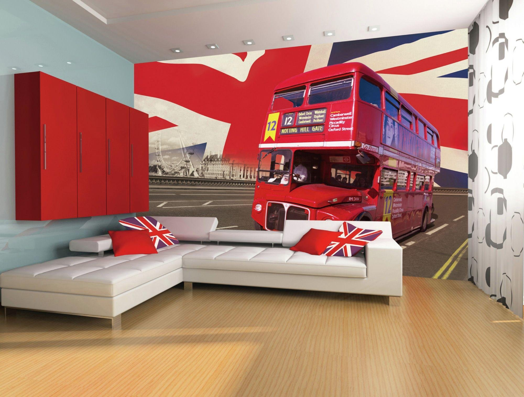 image for 1Wall - London - Wallpaper Mural