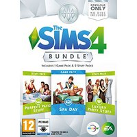 The Sims 4 Bundle Pack: Spa Day