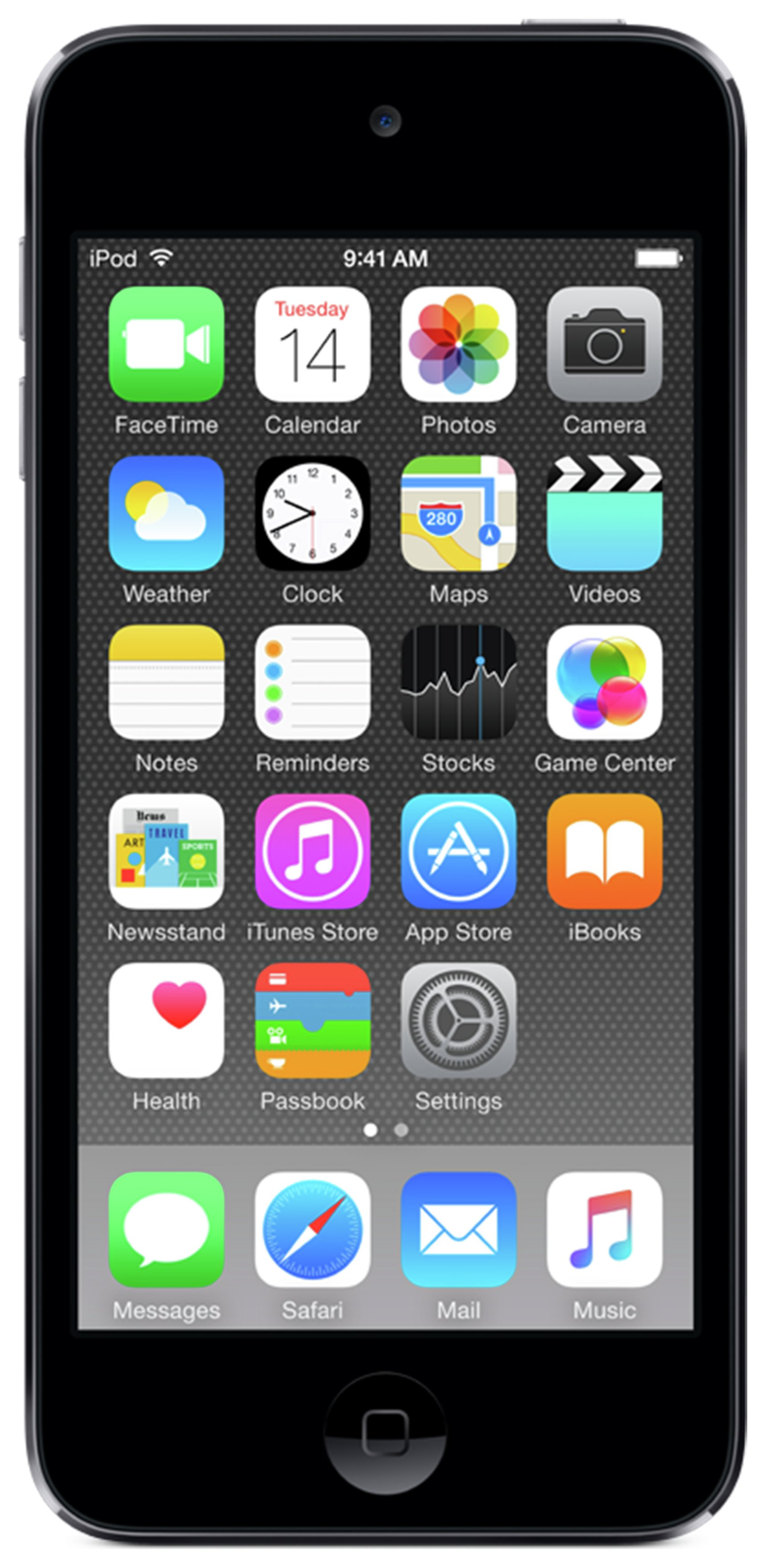 Apple - iPod Touch 6th Generation 32GB - Space Grey