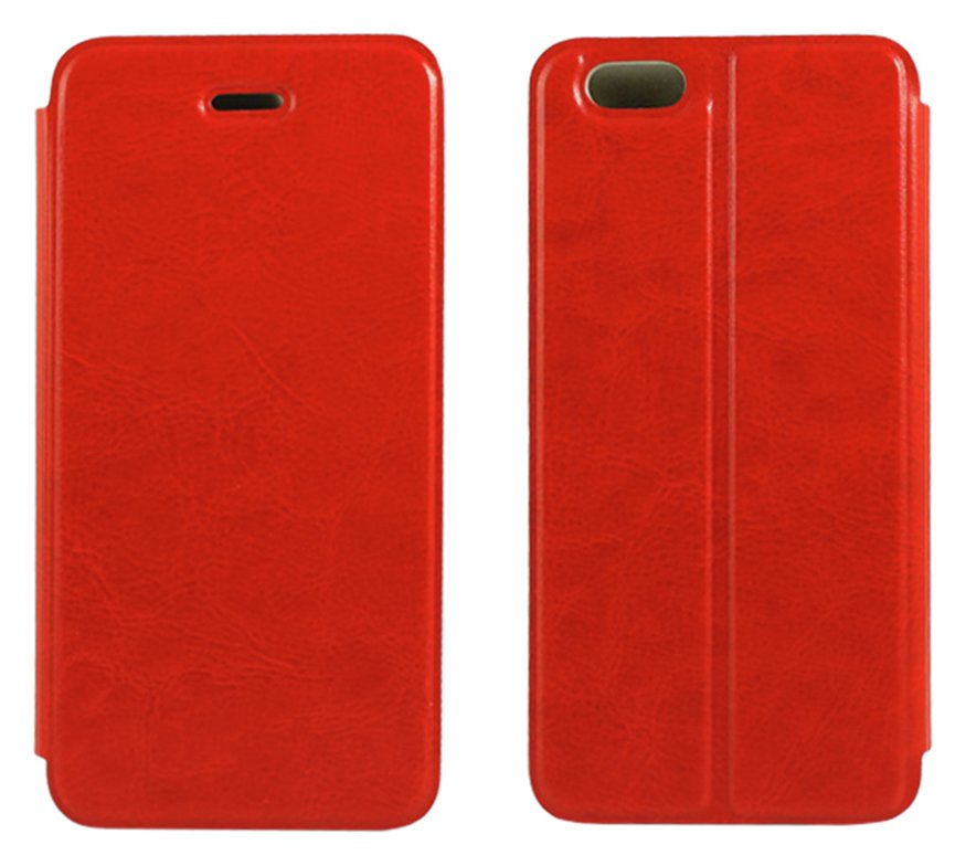 Image of Advanced Accessories iPhone 6 Folio - Red.