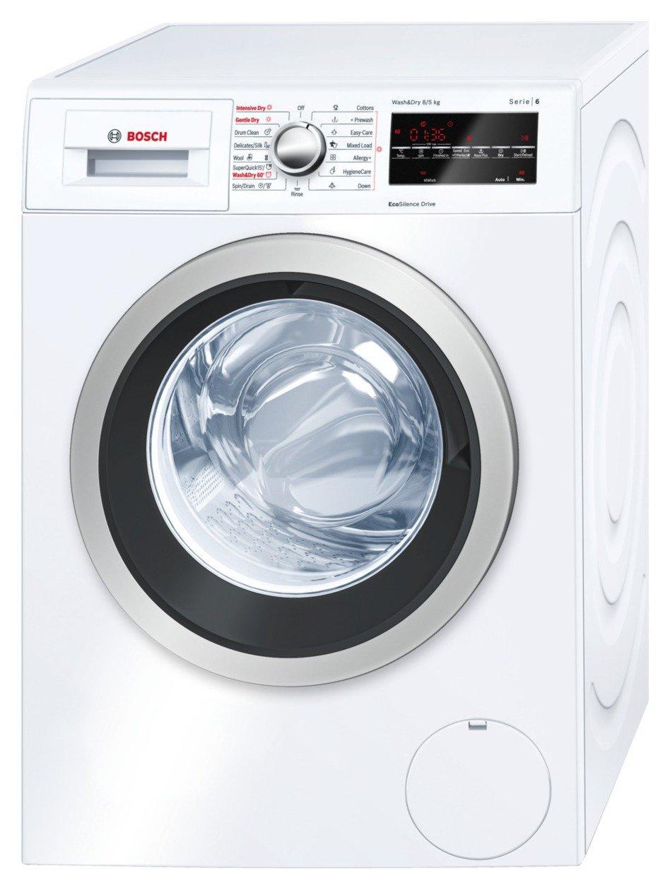 Bosch WVG30461GB Washer Dryer – White.