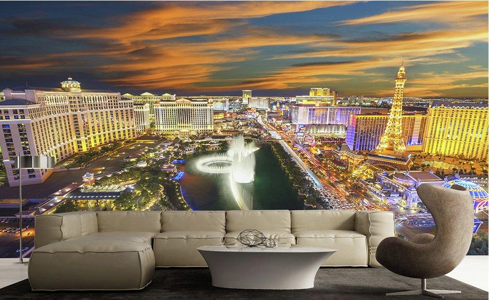 1Wall - Las Vegas - Wall Mural