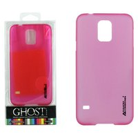 Advanced Accessories Samsung Galaxy S5 Ghost Case - Hot Pink