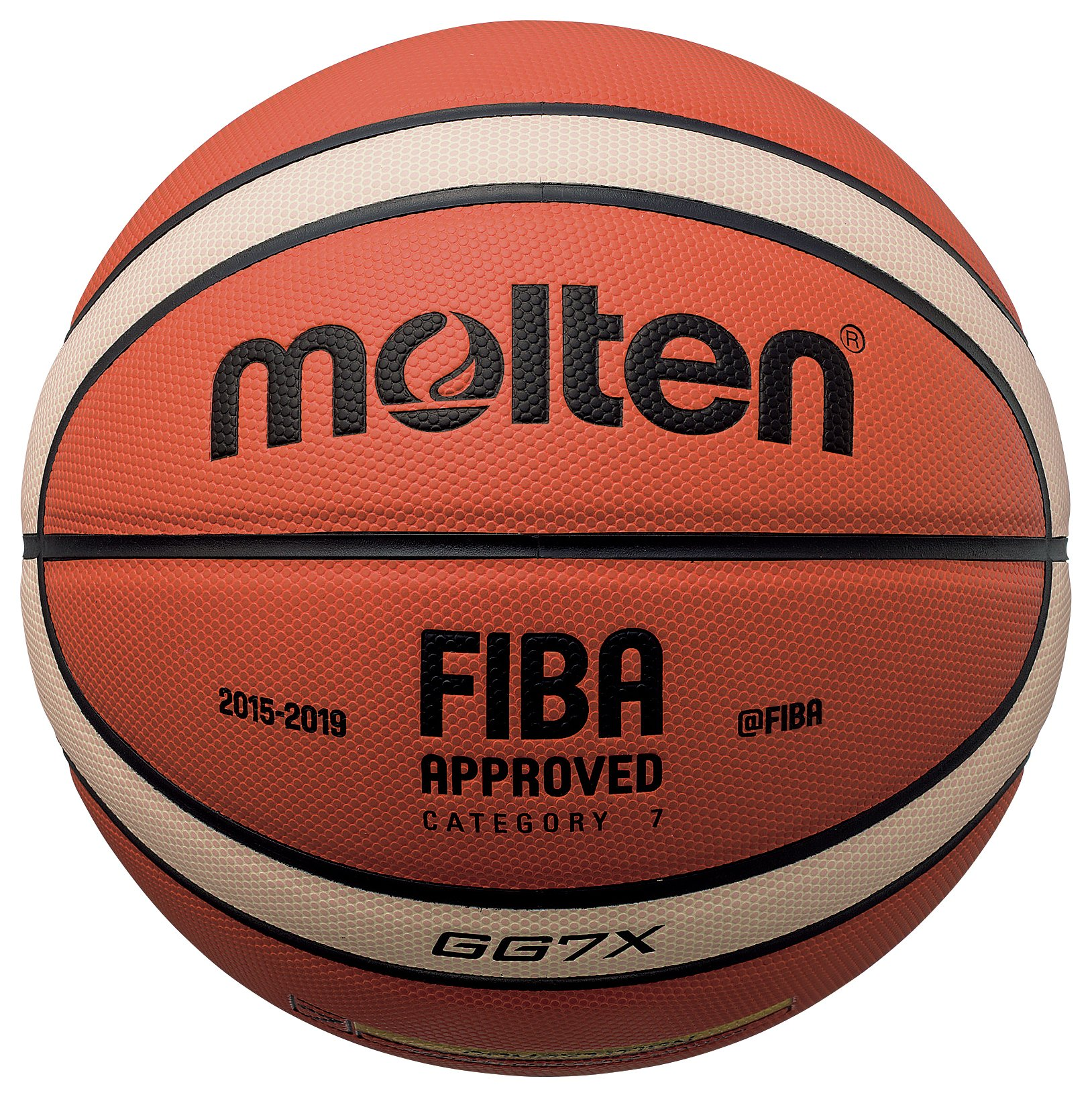 Molten Synthetic Leather Cushioned Basketball